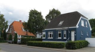 Typical town houses, Herning