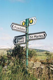 Finding your way around the Isle of Man
