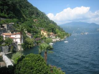 Cannero Riviera looking north , Lake Maggiore