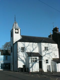 The old Tolbooth, Newton Stewart