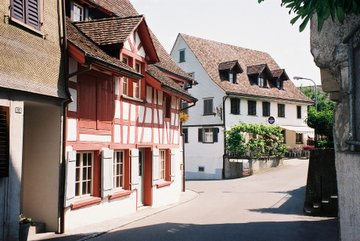 Village of Ermatingen, Lake Constance