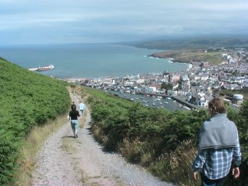 isle of man summary walking story holiday hiking routes and trails